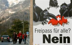 Eu Swiss referendum
