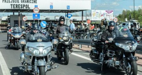 Pro puting bikers
