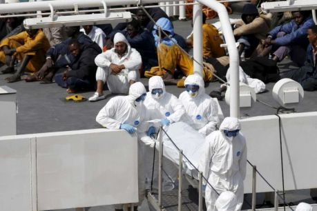 Sinking off Malata -April Reuters